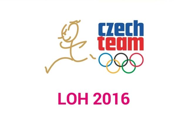 Oficiální znak Českého olympijského týmu se inspiroval malůvkou Emila Zátopka