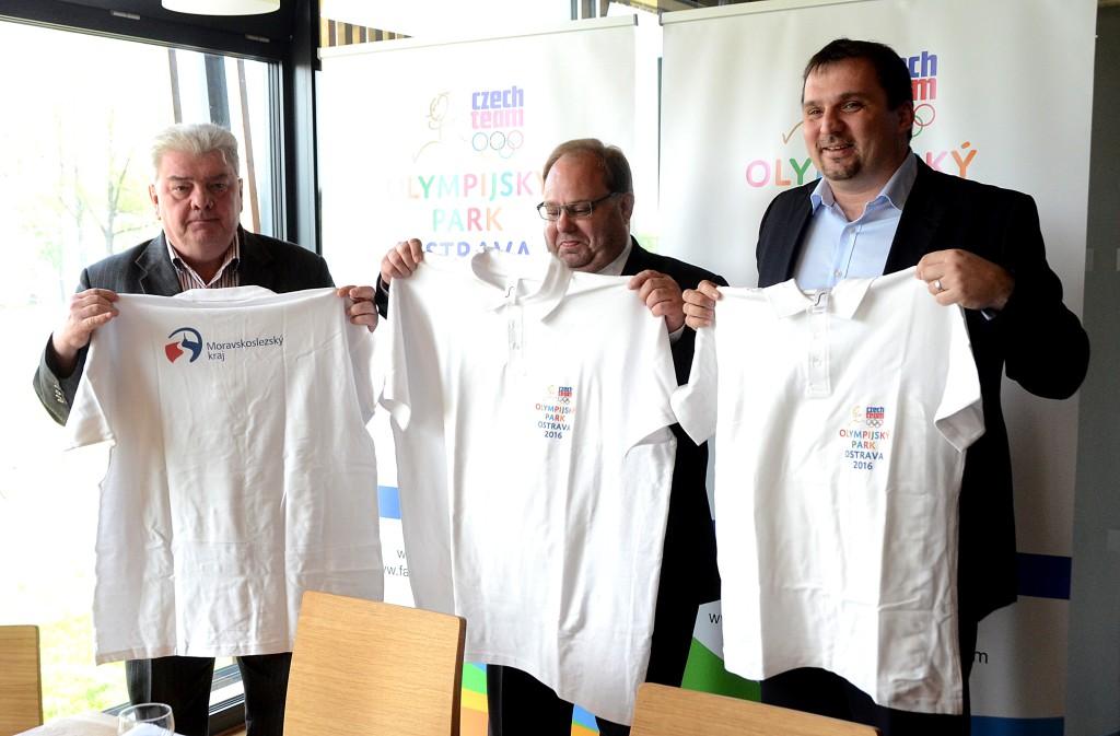 Olympijský park v Ostravě podporuje Moravskoslezský kraj i město Ostrava