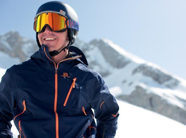 Ochranné lyžařské či snowboardové brýle kupujte vždy s helmou tak, aby k sobě dokonale pasovaly.
