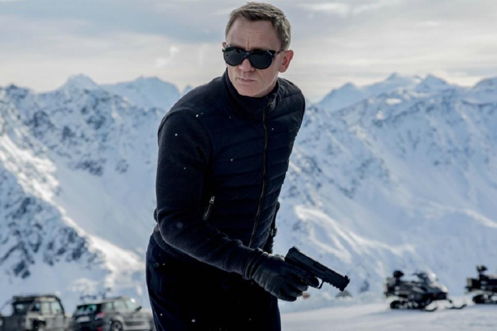 Na ochranu očí nezapomíná ani agent 007 James Bond